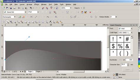 tutorial membuat x banner dengan coreldraw membuat desain spanduk dengan coreldraw kumpulan tutorial