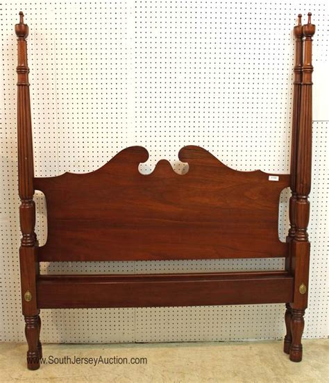 full size poster bed solid mahogany full size 4 poster bed by quot biggs furniture quot w