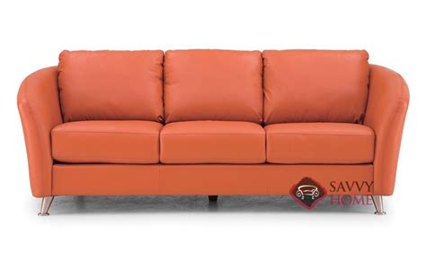 Alula Leather Sofa By Palliser Is Fully Customizable By Palliser Leather Sofa