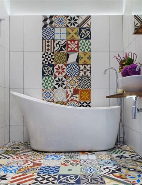 Colorful Tiles For Bathroom by Colourful Tiles Tile Design Ideas