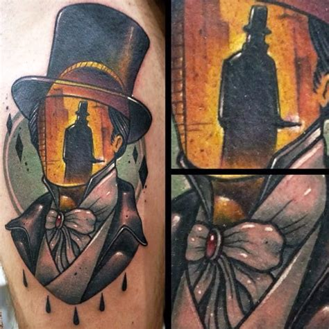 jack the ripper tattoo 13 the ripper tattoos that will give you the chills