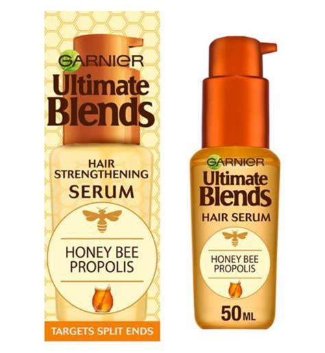 Garnier Ultimate Serum hair serum hair styling hair skincare