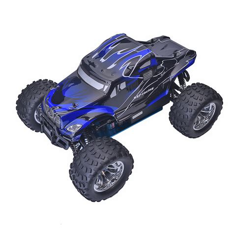 truck rc nitro hsp rc truck nitro gas power road truck 94188