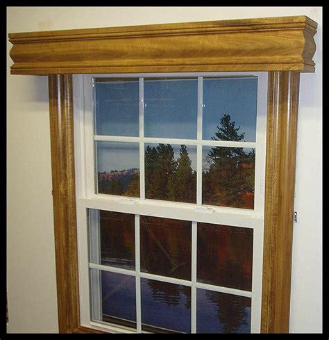 Wood Window Cornice Traditional Window Cornice Styles Top Banana Cornice