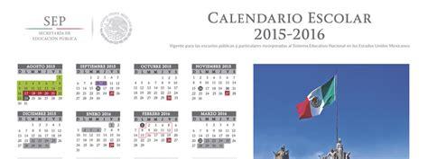 Calendario Oficial Sep Calendarios