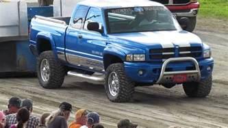 2000 v10 magnum supercharged dodge ram 2500 truck pull