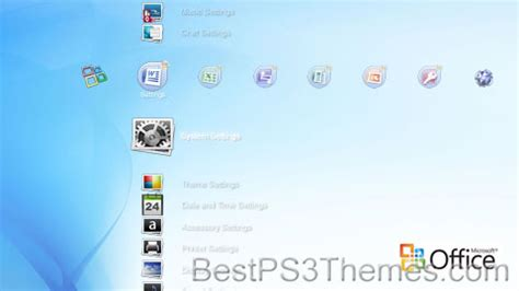 themes microsoft office 2010 best ps3 themes the 1 spot for playstation themes
