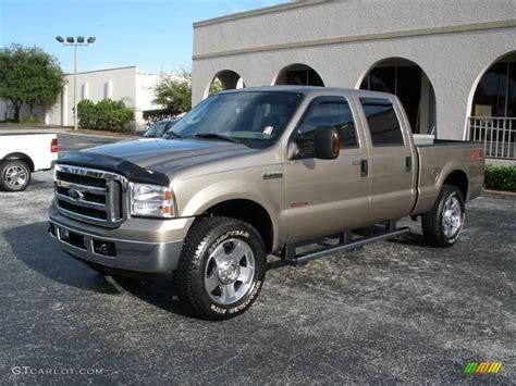 2006 arizona beige metallic ford f250 duty lariat crew cab 4x4 18912336 gtcarlot