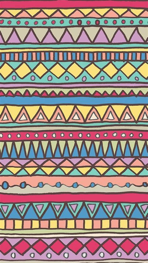 aztec pattern wallpaper for iphone aztec background iphone wallpapers pinterest