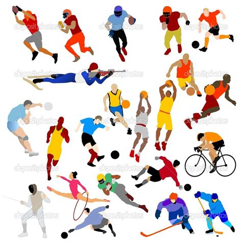 sport clipart principenglish do play or go with sports and other