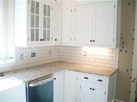 Kitchen Subway Tile Backsplash Designs Subway Tile Grout Color My Remodel Pinterest Tile