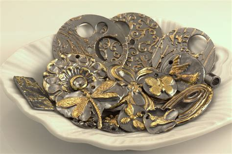 jewelry classes san francisco vine design and pmc design studio gold on precious metal clay
