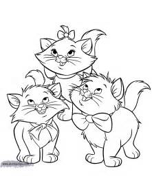 Coloring Pages The Aristocats Coloring Pages Disney Coloring Book