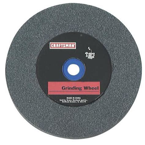 5 inch bench grinding wheel craftsman 6 x 3 4 in grinding wheel 100 grit