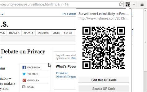 d馭inition de si鑒e social the qr code extension chrome web store