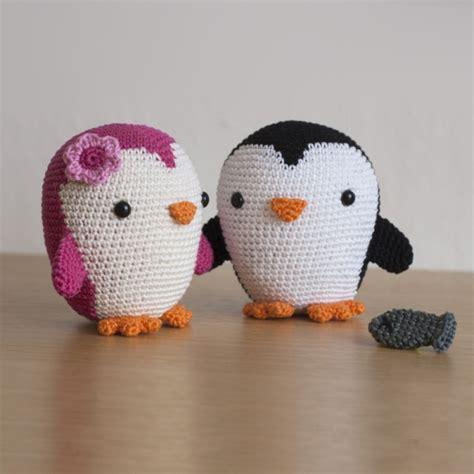 pattern amigurumi cute cute penguin couple amigurumi pattern amigurumipatterns net