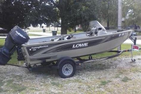 2005 lowe boat 2005 lowe fm165s 16 foot 2005 lowe fishing boat in