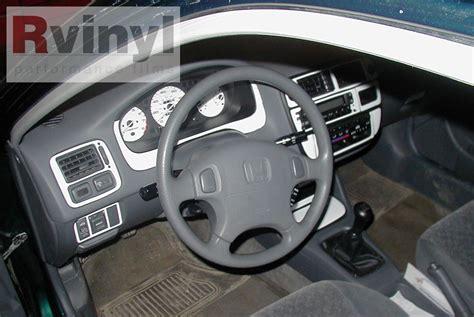 1998 Honda Civic Interior Parts by Dash Kit Decal Auto Interior Trim For Honda Civic 1996 1998