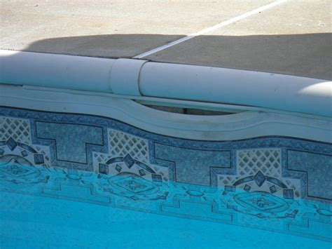 beaded pool liner installation beaded liner lock images