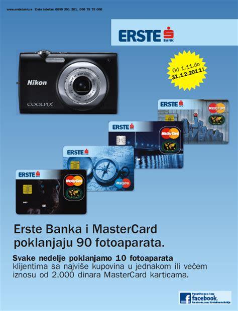 erste bank banking informacije o nagradnim igrama новембар 2011