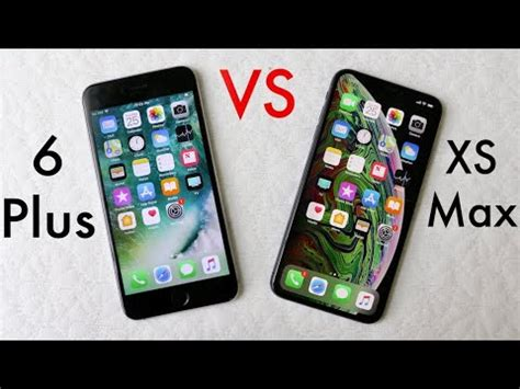 iphone xs max vs iphone 6 plus should you upgrade review