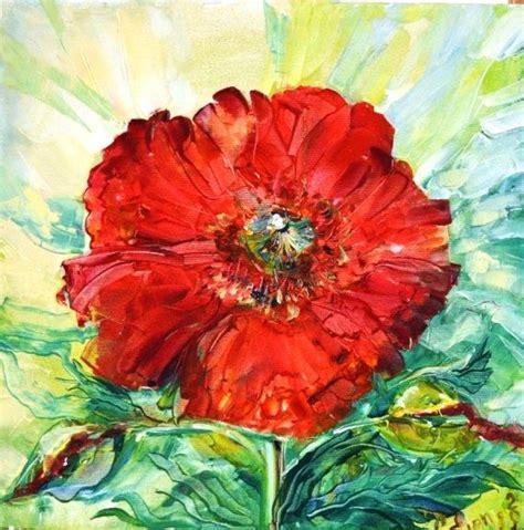 dipingere fiori a olio oltre 1000 idee su pittura di fiori a olio su
