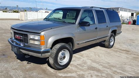 car engine manuals 1998 gmc suburban 2500 electronic valve timing gmc suburban 1998 cars for sale