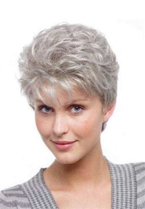 hairstyles for thin gray hair 14 short hairstyles for gray hair short hairstyles 2017