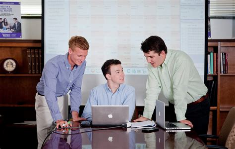 Mba Entrepreneurship Programs In Carolina by Western Carolina College Of Business