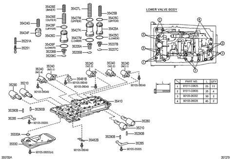 4l60e transmission valve diagram 4l60e valve solenoid locations get free image about