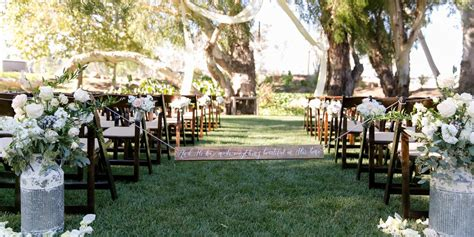 wedding reception venues near temecula ca wedgewood weddings galway downs weddings