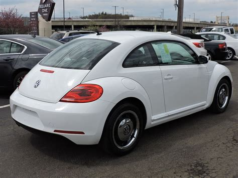 volkswagen pzev used 2012 volkswagen beetle 2 5l pzev at saugus auto mall