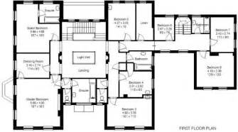 8 Bedroom House Floor Plans Mansion House Plans 8 Bedrooms 7 Bedroom House Plans 1