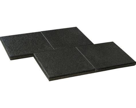 terrassenplatten istone premium beton terrassenplatte istone premium basalt schwarz