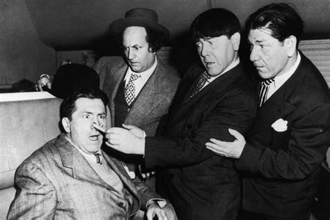 biography movie of the three stooges eye jabs head raps rare behind the scenes photos of the