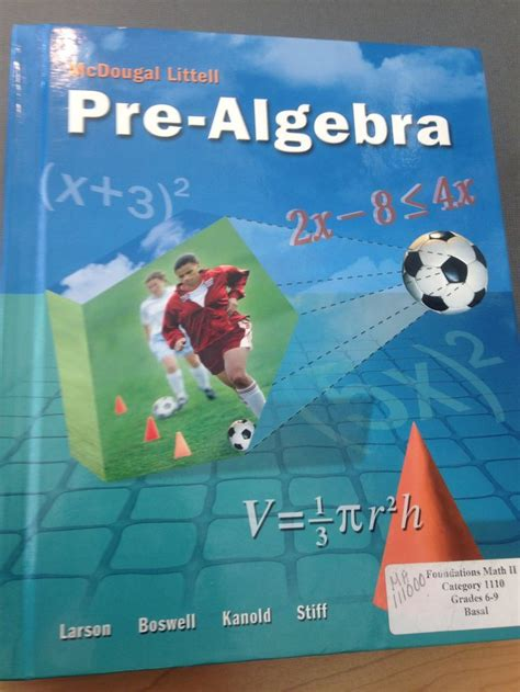 pre algebra grades 5 12 books 17 best images about 7th grade pre algebra text set on