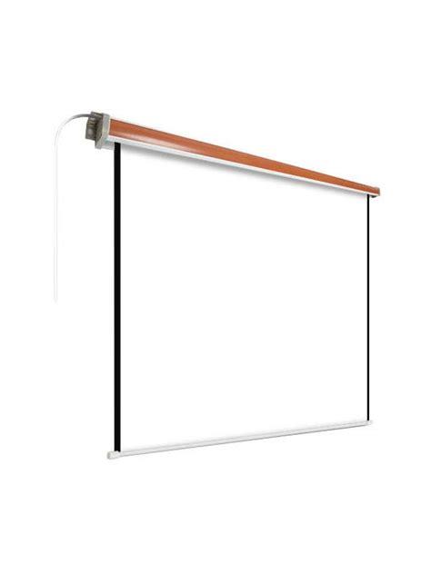 Screen Projector Motorized 96 Inci alpha projector screen ceiling motorized 96 inch price