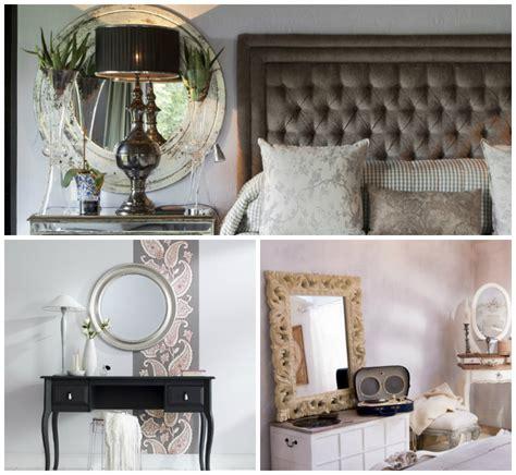 como decorar con espejos un dormitorio espejos con marco plateado espejo marco plateado de de