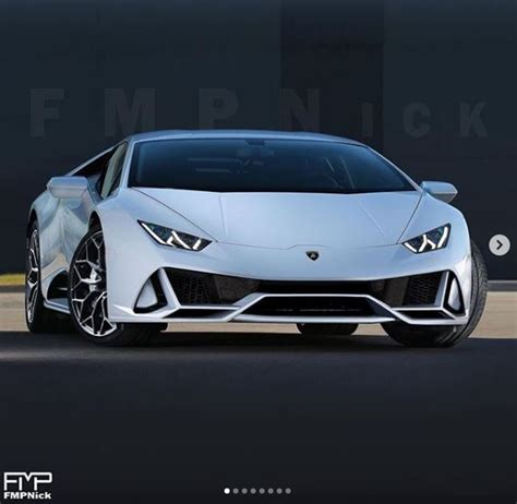 2020 Lamborghini Huracan by 2020 Lamborghini Huracan Facelift Rendered Debut
