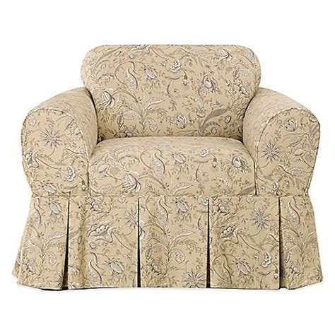 waverly slipcovers sale sure fit 174 fanciful floral by waverly chair slipcover