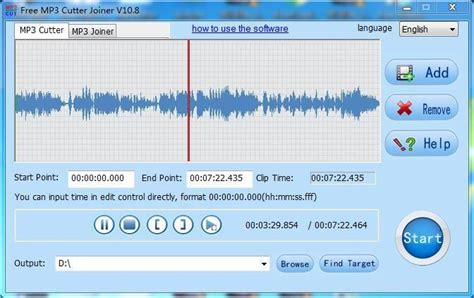 download mp3 cutter cnet free mp3 cutter joiner free download and software