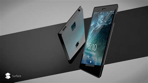 Microsoft Surface Phone surface phone is going to be targeted to enterprises with spec d phones inbound