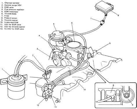 Suzuki Samurai Transfer Diagram Suzuki Vacuum Diagrams Zuki Offroad