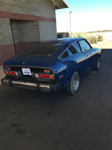 nissan datsun hatchback 1977 datsun b210 hatchback 120y nissan