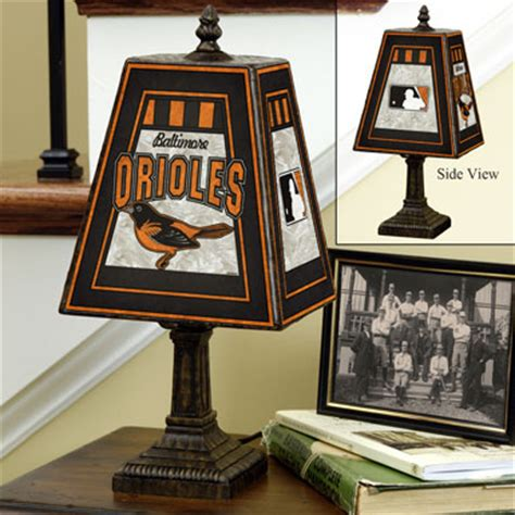 Orioles Bedroom Decor by Baltimore Orioles Mlb Glass Table L