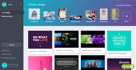 The Best Static Content Tools For Designing Digital Signage Templates Vinaora Canva Website Template