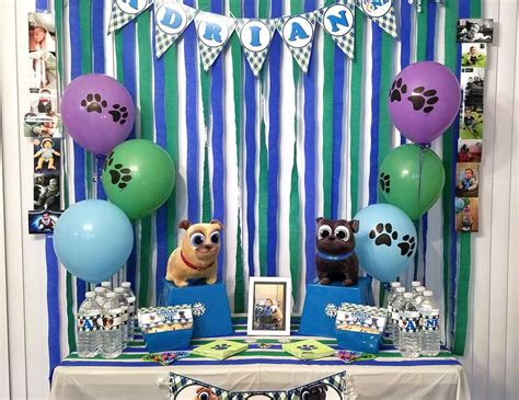 puppy pals decorations puppy pals birthday quot puppy pals 1st birthday quot catch my