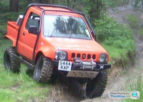 Suzuki Vitara Roll Cage Difflock View Topic How Are Jimny When Modified
