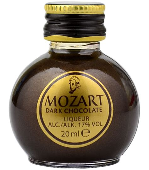 Cocolatte Cl 701 Iconic Grey mozart chocolate liqueur miniature 2cl drinksdirect