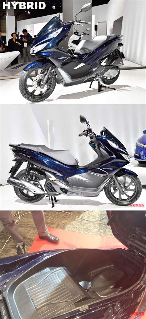Pcx Thai 2018 by Pcx Hybrid 2018 Pcx Electric 2018 Sẽ được Tung Ra Thị